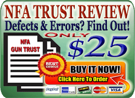 NFA Trust Review