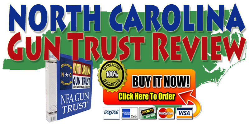Time for a real nfa trust nc gun trust north carolina gun trust nfa gun trust review solutioingenieria Images